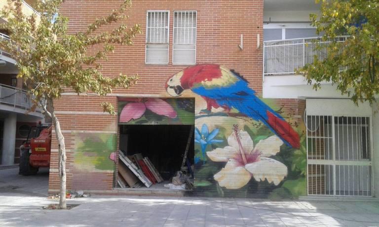 papagajo ruis